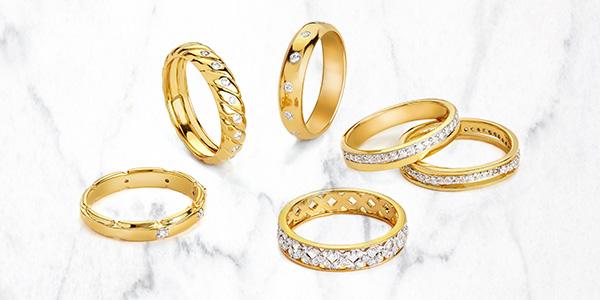 Gemporia Diamond Eternity Rings