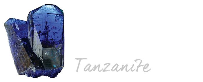 Tanzanite Crystal