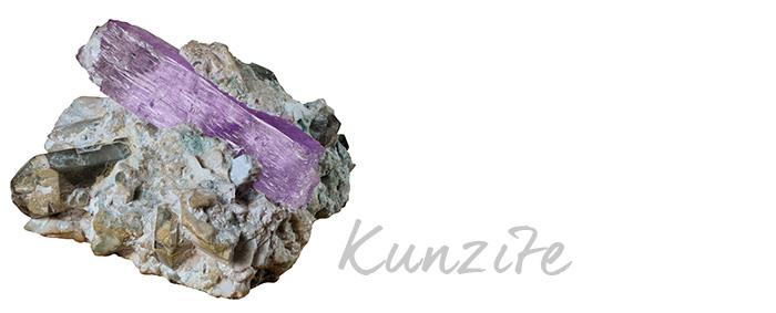 Kunzite Crystal