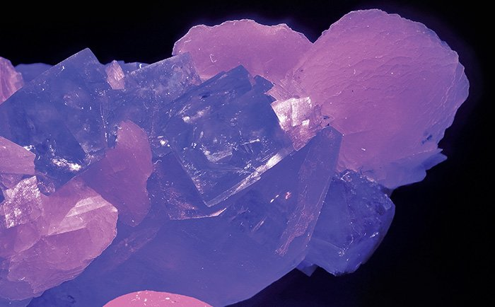 Fluorite rough