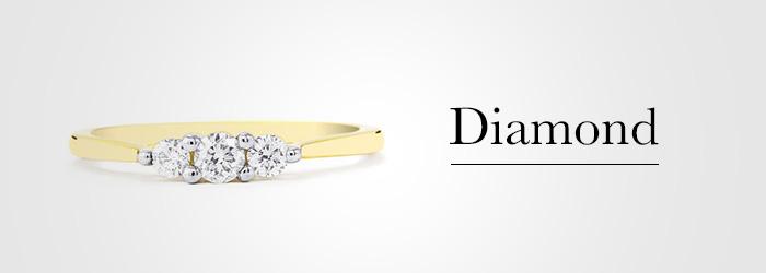 Diamond on Valentine's Day