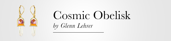 Glenn Lehrer Cosmic Obelisk