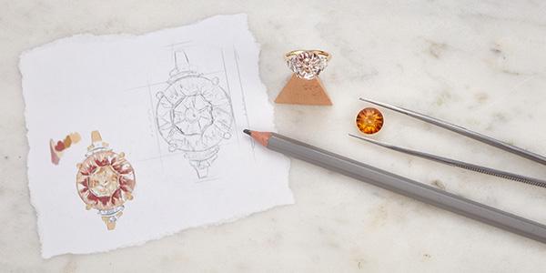 Lehrer Collection Extraordinary Gemstone Cuts Gemporia Uk