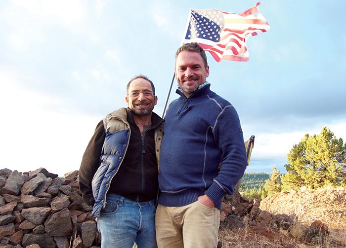 Glenn Lehrer and Steve Bennett