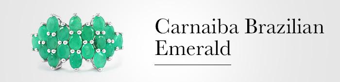Carnaiba Brazilian Emerald