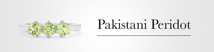 Pakistani Peridot