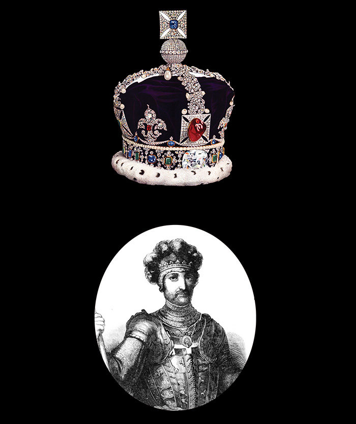The Black Prince's Ruby