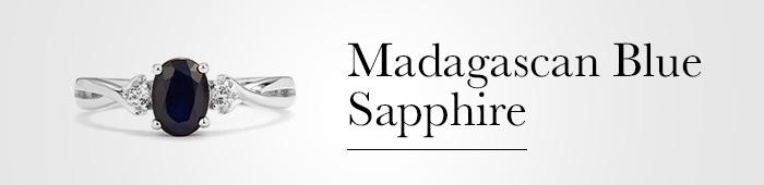 Madagascan Blue Sapphire