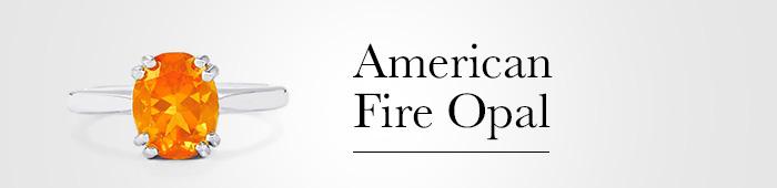 American Fire Opal