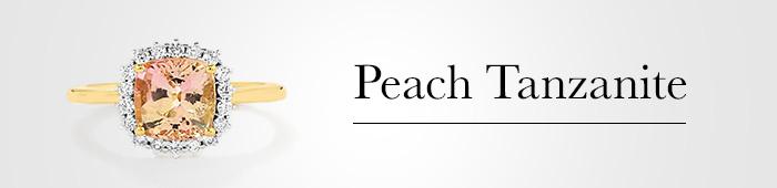 Peach Tanzanite