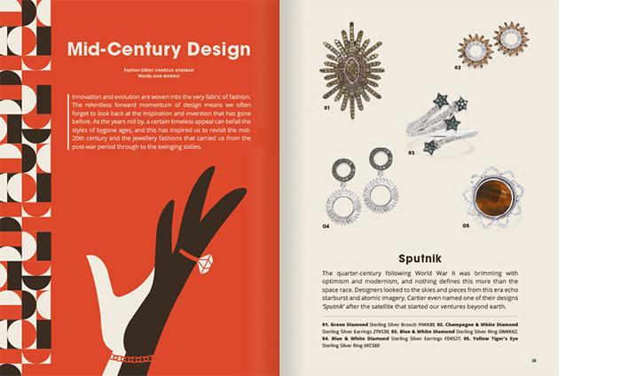 20th Century Jewelry Design