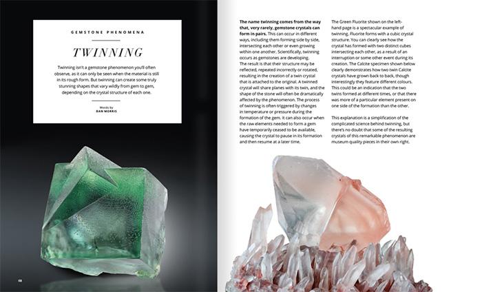Twinning In Gemstones