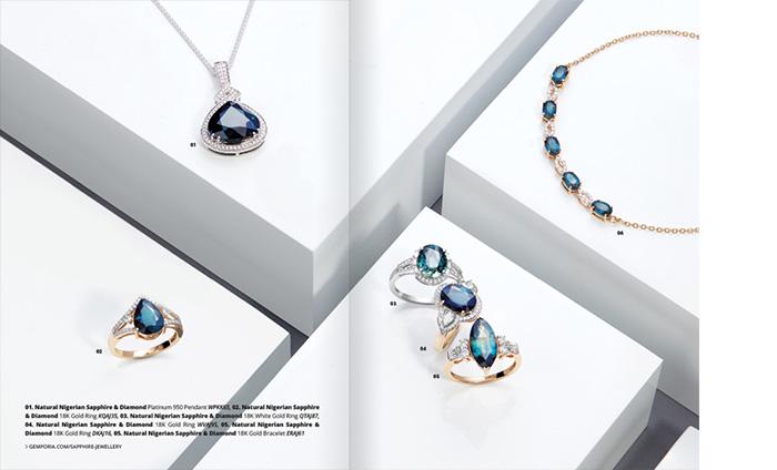 History of Sapphire Gemstone