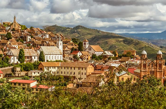 Fianarantsoa Old Town
