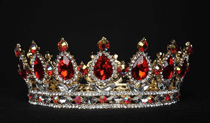 A Stunning Regal Crown