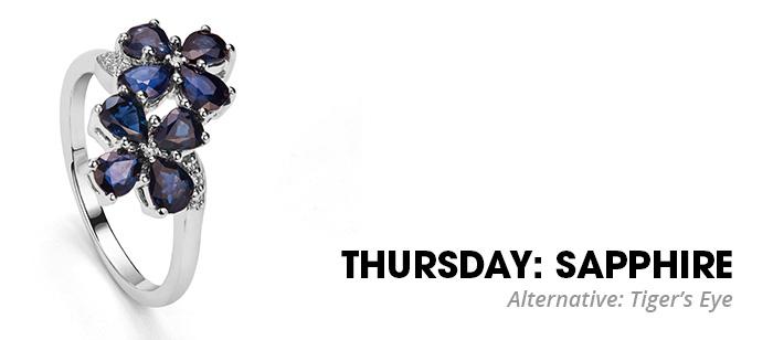 Thursday Sapphire