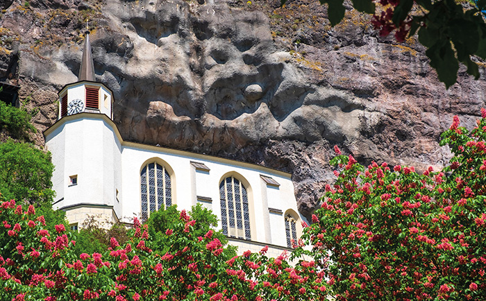 Crag Church