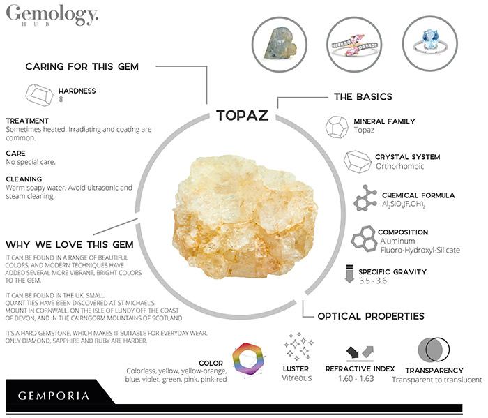 Topaz Infographic