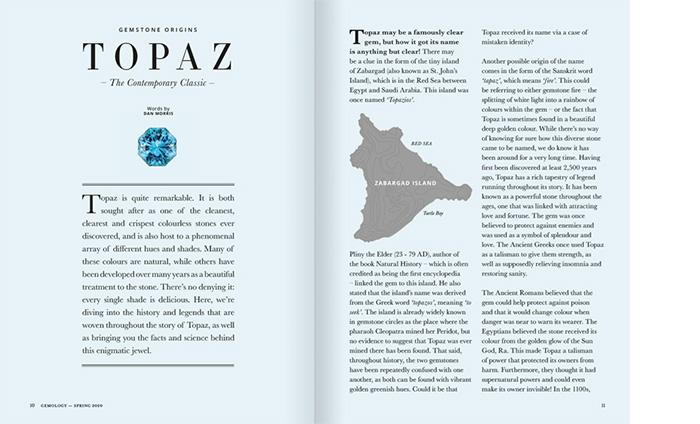 Topaz History