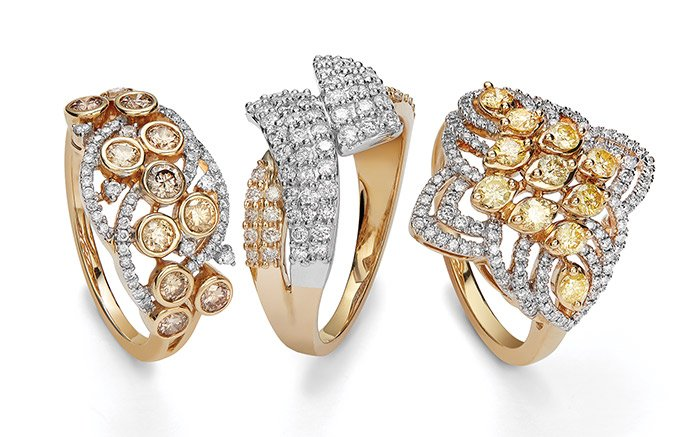 High end Diamond jewelry