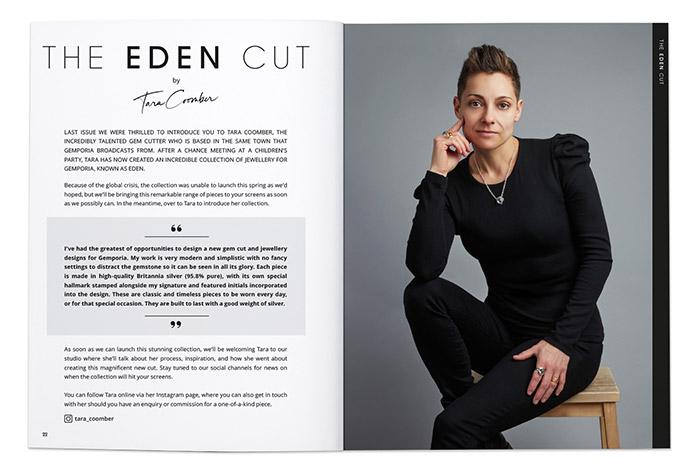 The Eden Cut