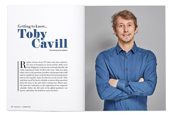 Toby Cavill