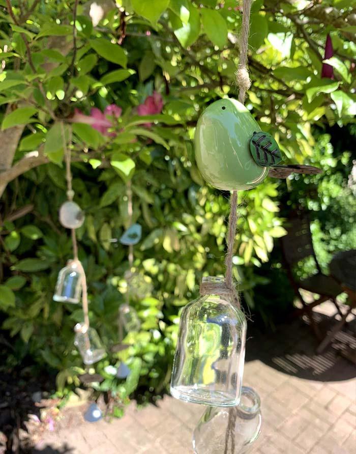 Bird Hanging Garden Decoration