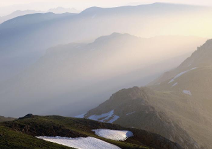 Anatolian Mountains