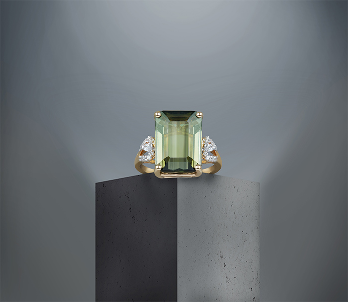 Csarite Ring