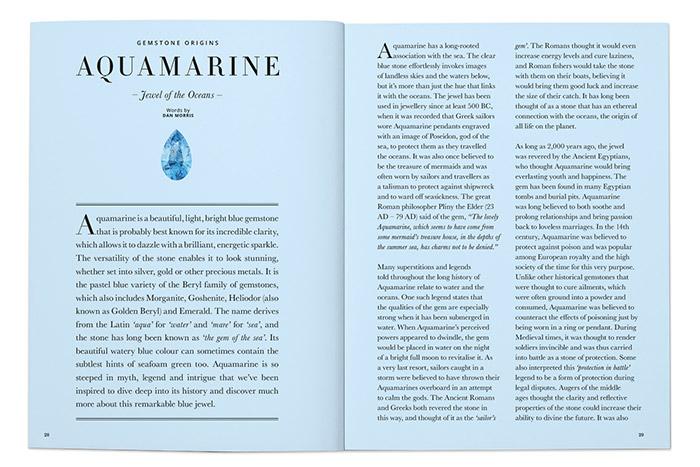 Aquamarine: Jewel of the Oceans