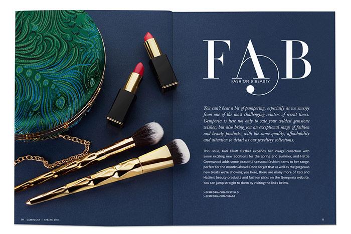 FAB: Fashion and Beauty