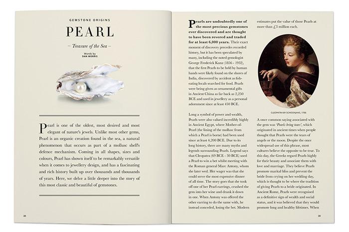 Pearl: Treasure of the Sea