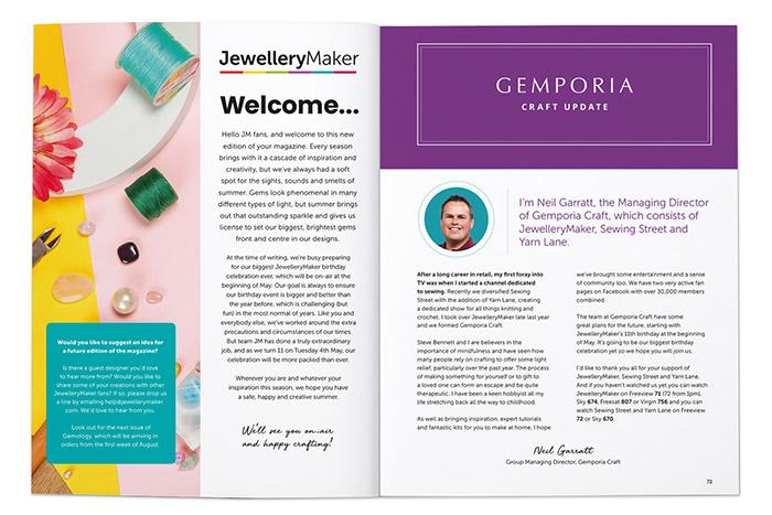 JewelleryMaker: Summer Edition