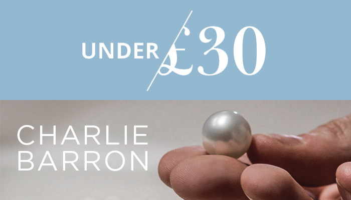 Under £30 and Charlie Barron Pearls