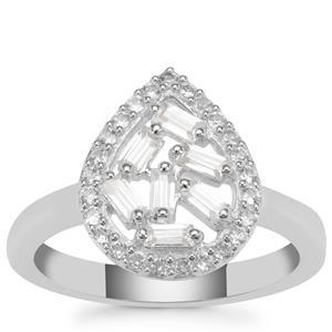 Ratanakiri Zircon Ring in Sterling Silver 0.86ct