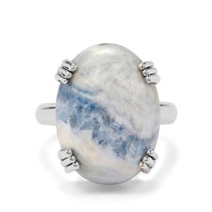 15ct Blue Dolomite Sterling Silver Aryonna Ring