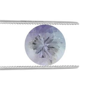 Bi-Colour Tanzanite GC loose stone  1.15cts