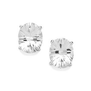 4.19ct Itinga Petalite Sterling Silver Earrings