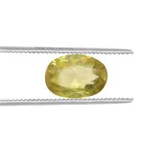 Ambilobe Sphene GC loose stone  0.70ct