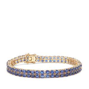 Daha Kyanite Bracelet in 9K Gold 22.09cts
