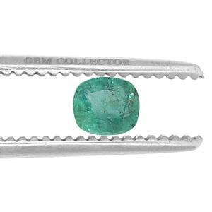 Zambian Emerald GC loose stone  1.00cts