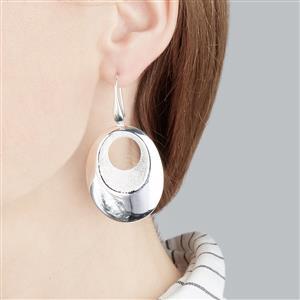 Viorelli Stardust Sterling Silver Earrings