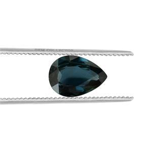 Nigerian Blue Sapphire Loose stone  0.75cts