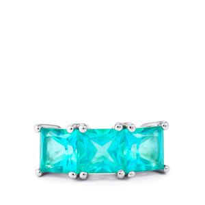 Batalha Topaz Ring in Sterling Silver 6.38cts