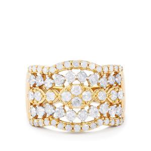 1.50ct Diamond Midas Ring