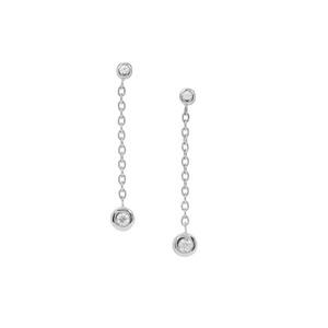 0.48ct Ratanakiri Zircon Sterling Silver Earrings