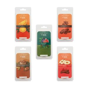 Gemporia At Home - Pack of 8 Fragranced Soy Wax Melts