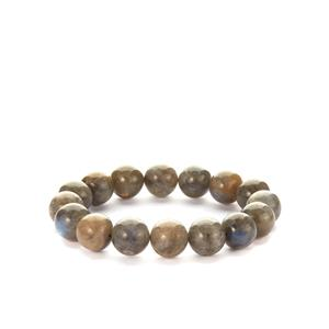 Labradorite Stretchable Bracelet 285cts