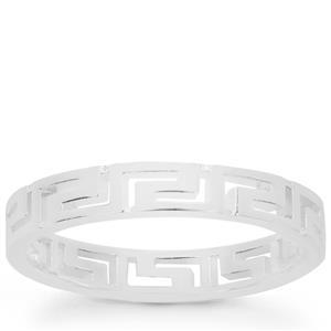 Sterling Silver Ring 2.04g