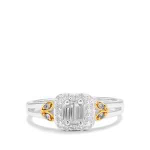 Ratanakiri Zircon Ring in Sterling Silver 0.57ct